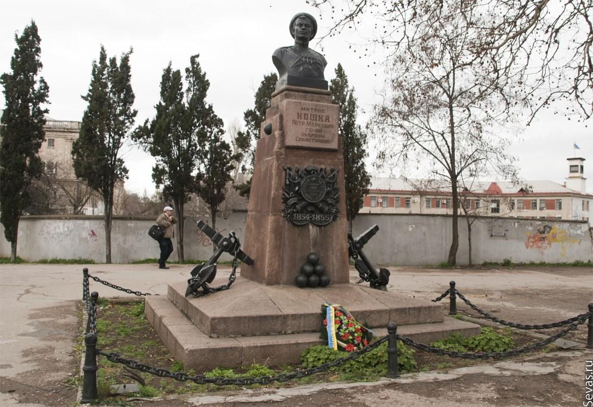 Севастополь памятник матросу кошке фото цены на памятники пермь 36