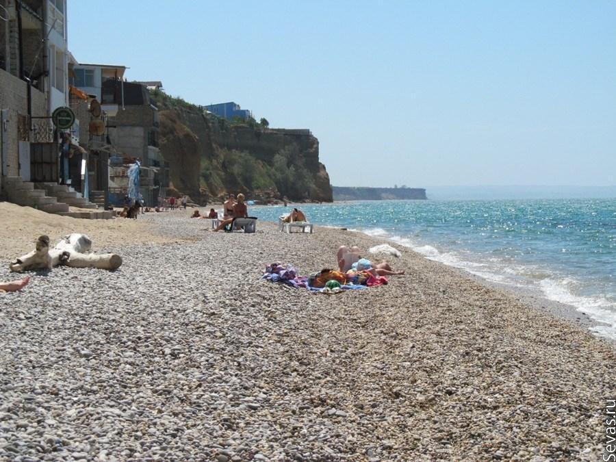 пляж в каче фото