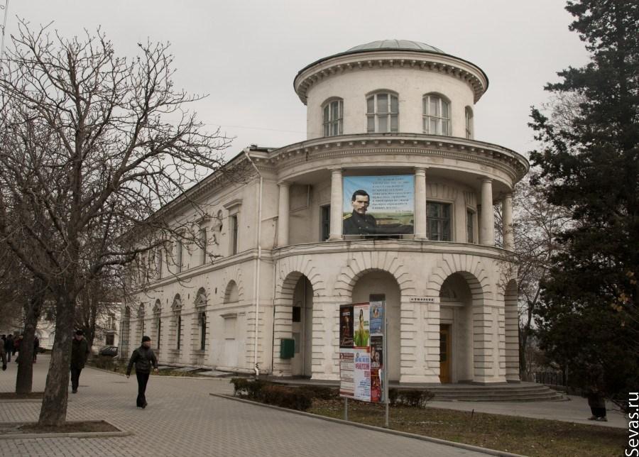 Центральная библиотека севастополь официальный сайт создание веб сайтов книги